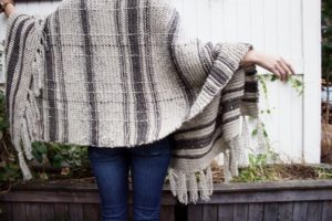 Campfire Blanket Scarf - lunes linkage